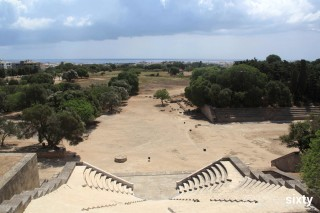 Location Galaxias the Ancient Theatre of Rhodes Island