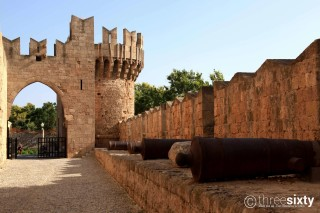 Location Galaxias the Palace of the Grand Master of the Knights of Rhodes