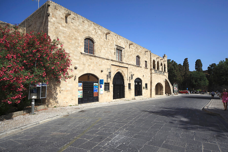 municipal art gallery rhodes