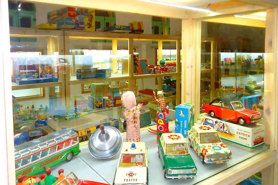 toy museum rhodes