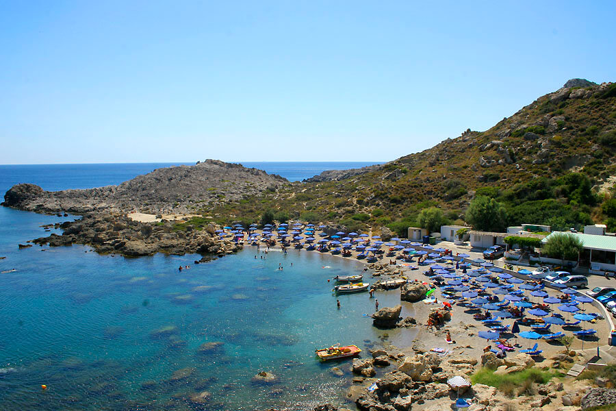 ladiko beach rhodes