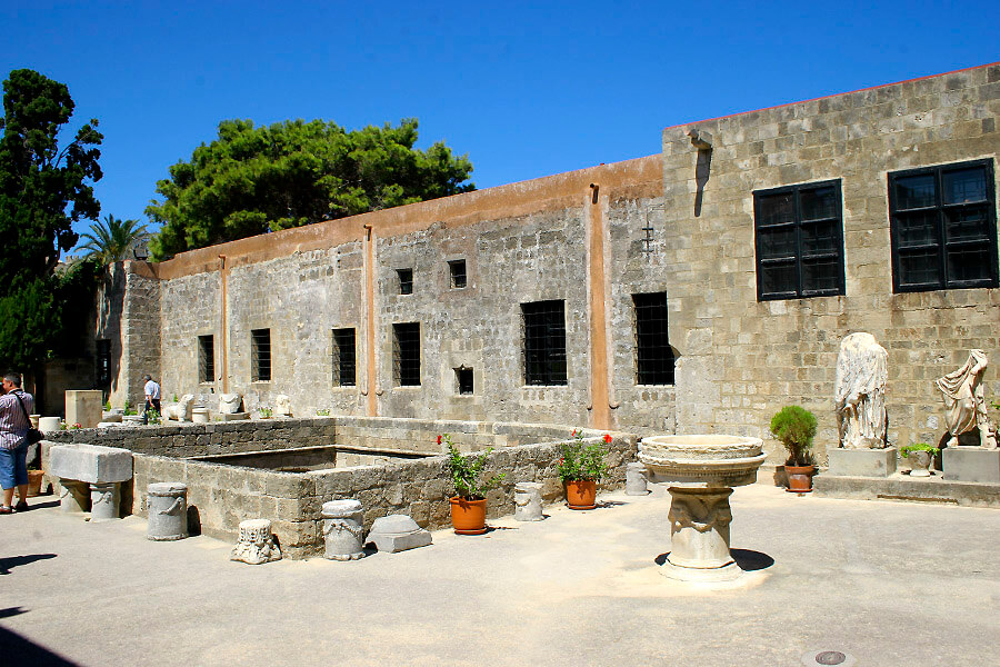 archaeological museum rhodes