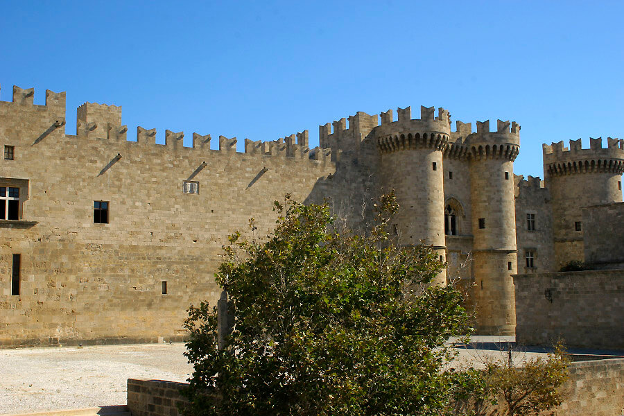 palace of the grand master rhodes